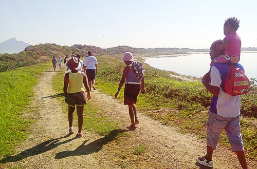birdathon 2014, false bay nature reserve, cape bird club