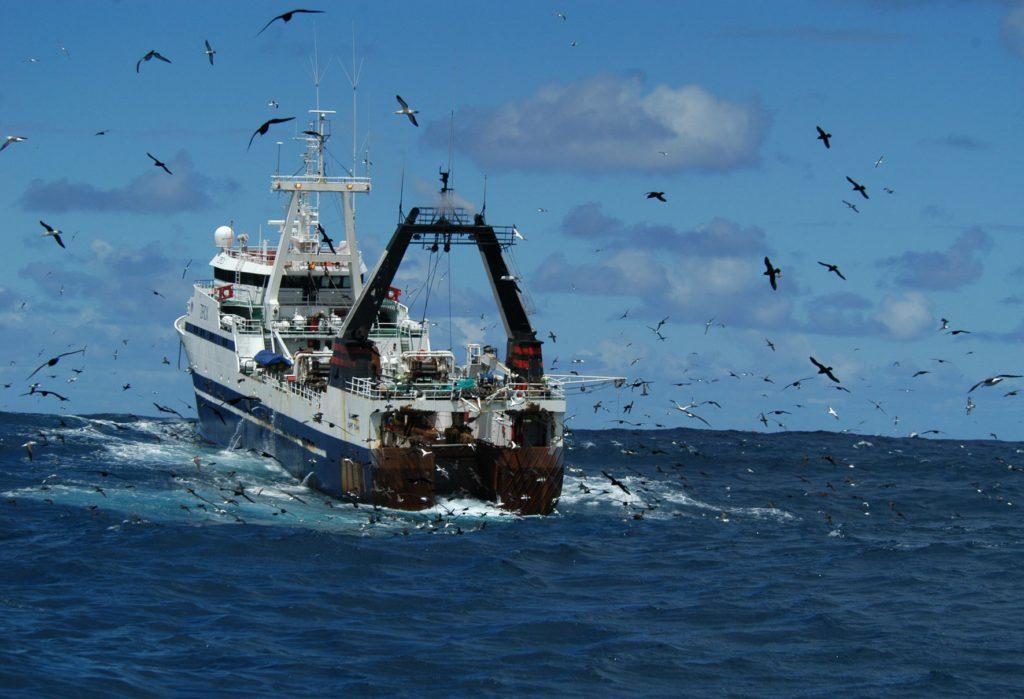 Fishing Trawler- John Graham