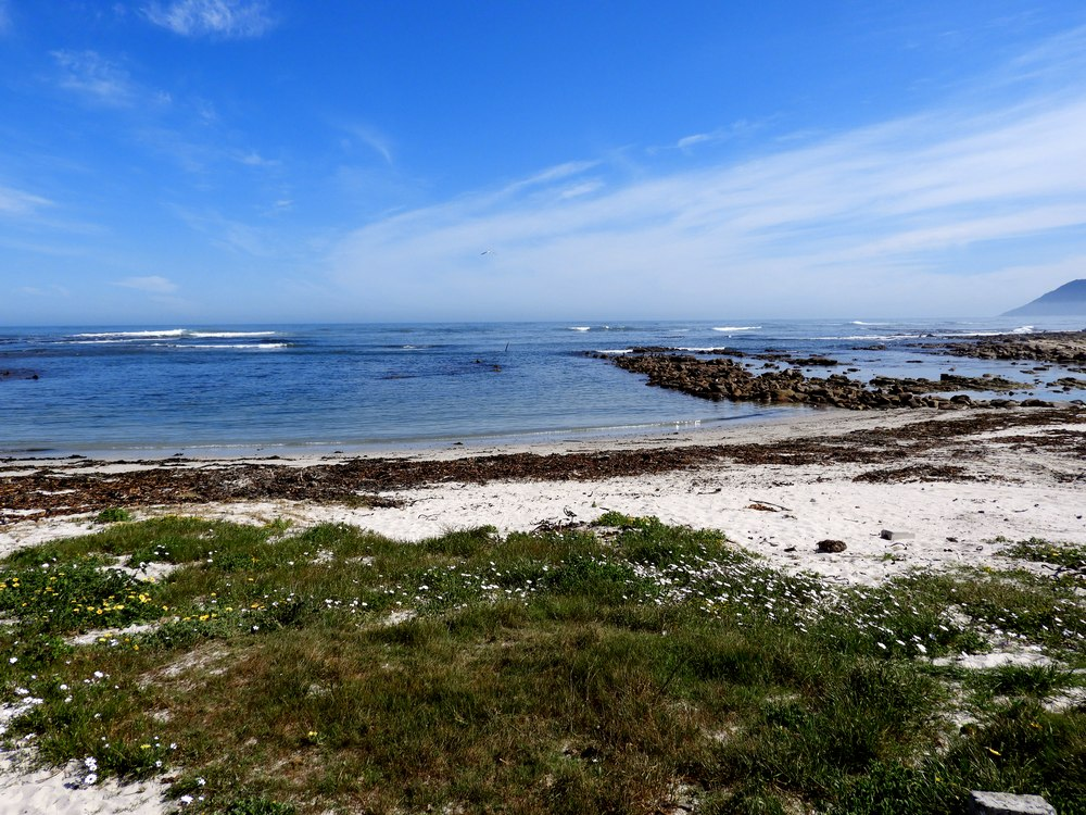 Boat launch beach Kommetjie - Gillian Barnes