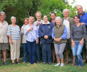 Conservation Committee Social Jan 2016