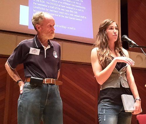 Frank Wygold Award 2014