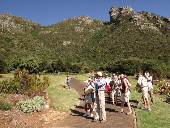 Kirstenbosch Walk Feb 2016