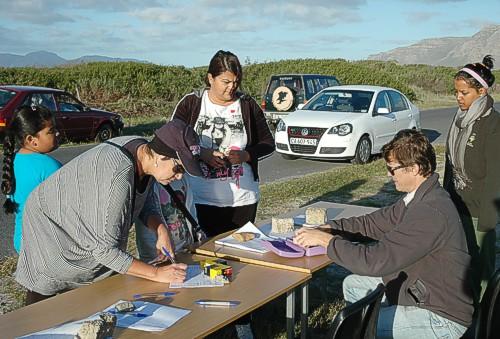 Birdathon 2013, Strandfontein, Southern Birding Area, False Bay Nature Reserve