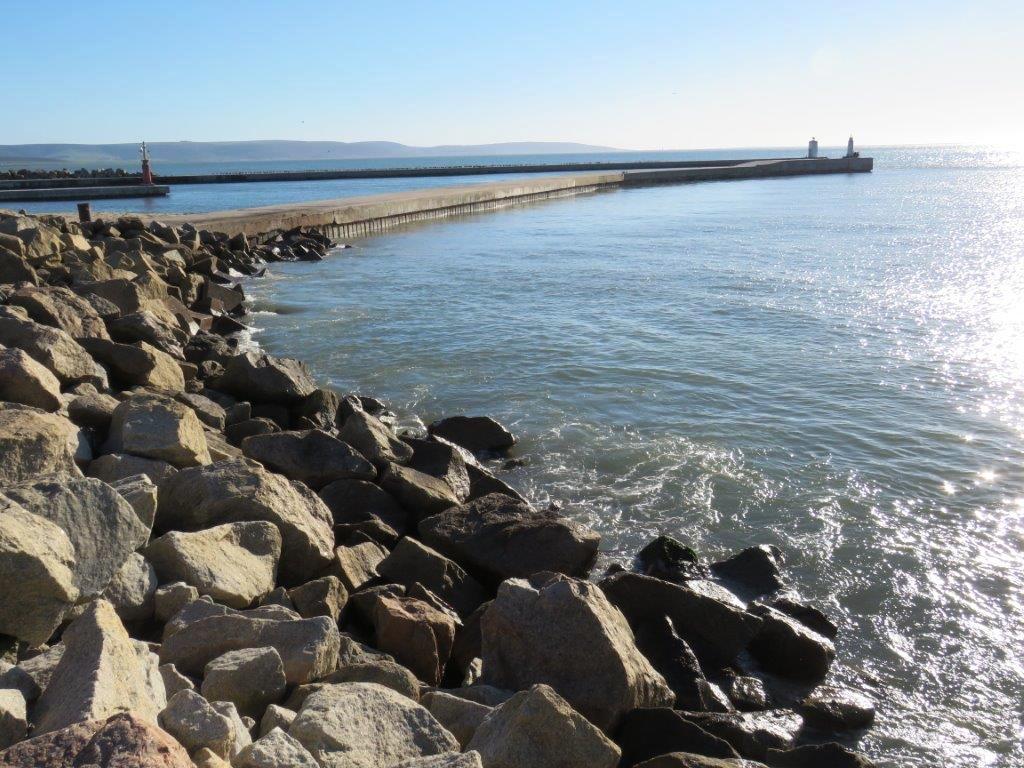 Estuary entrance St Helena Bay - Mel Tripp