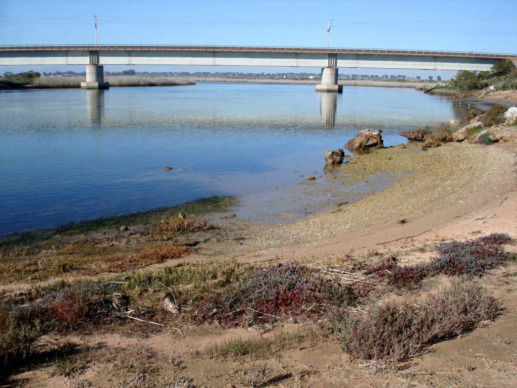 Sishen/Saldanha railway bridge - Mel Tripp