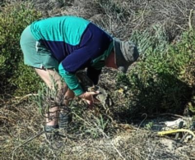 zvt-rehab declan at grysbok park april 2009