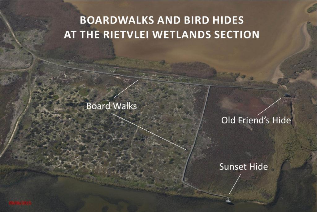 Rietvlei Wetlands Bird Hides