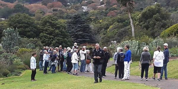 Kirstenbosch Bird Walk –  14 May 2019 led by Brian Vanderwalt.