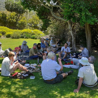 Outing to Kirstenbosch – Led by Margaret Maciver – 16 December 2020.