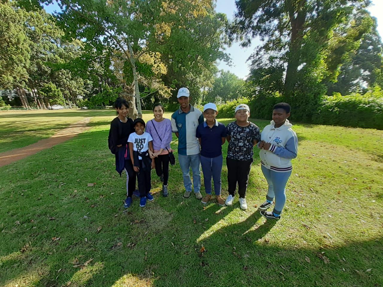 Floreat visit to Kirstenbosch February 2020
